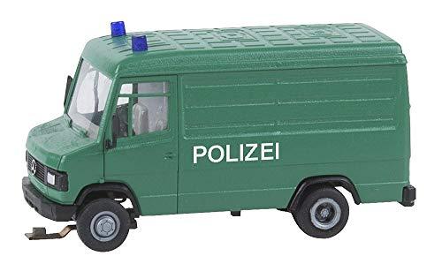 Faller F161632 MB T2 Vario Polizei (HERPA) Modellbausatz, verschieden
