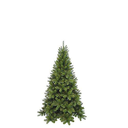 Triumph Tree 792166 Tuscan Sapin de Noël Artificiel en PVC Vert 81 x 81 x 120 cm
