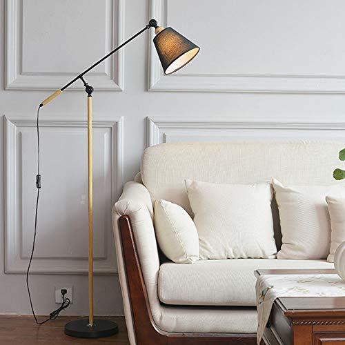 Vloerlamp Arco voor woonkamer slaapkamer lange levensduur vloerlamp E27 (lamp niet inbegrepen)