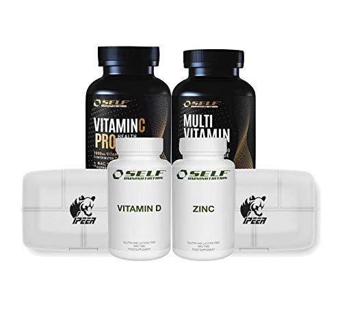Pacchetto Sistema Immunitario + 2 Pillbox gratis