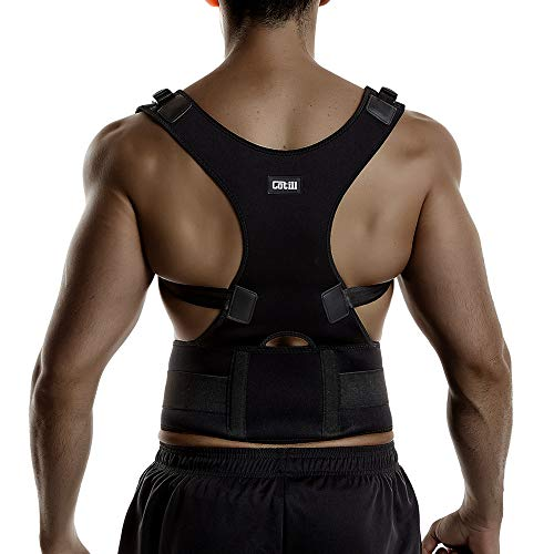Back Brace Posture Corrector Spinal Support for Women and...