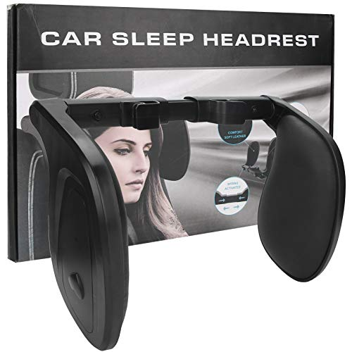 Cabeza de coche, almohada para el cuello en forma de U, almohada para el cuello de viaje, para pasajeros