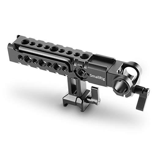 SMALLRIG NATO Handle mit 15mm Rod Clamp und Cold Shoe für Kamera Käfige - 2027