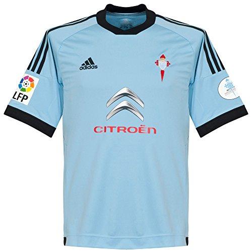adidas 1ª Equipación Celta de Vigo - Camiseta Oficial Hombre (XS)