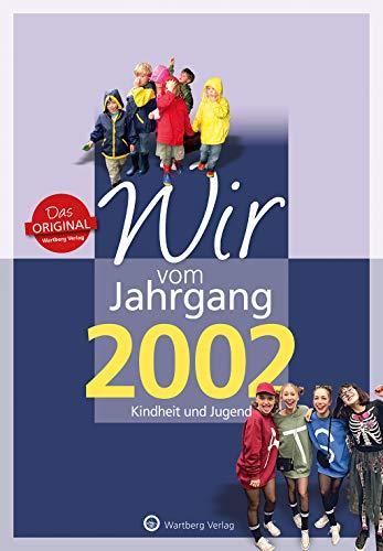 Wir vom Jahrgang 2002 - Kindheit und Jugend (Jahrgangsbände): 18. Geburtstag