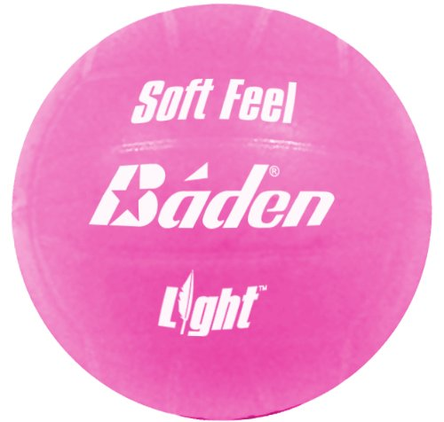 Baden Soft Feel Volley Ball, Pink