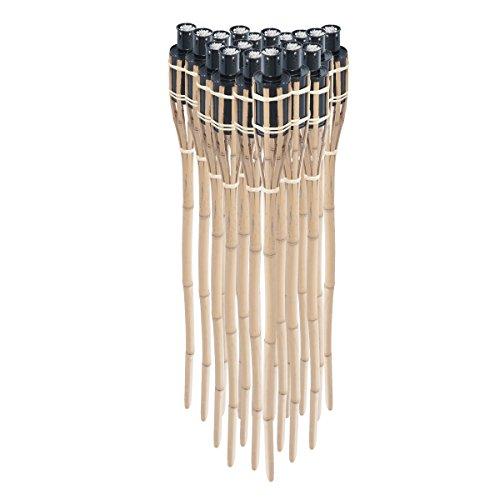 DXP 18 X Antorchas De Bambú 90 Centimeter Antorchas Jardin EZH-01