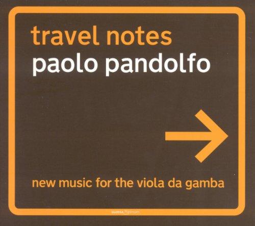 Pandolfo, P.: Baghdad's Spring / Metamorphosis / Il Sogno Di Proserpina / Brothers / La Florentine / Prairies (Travel Notes)