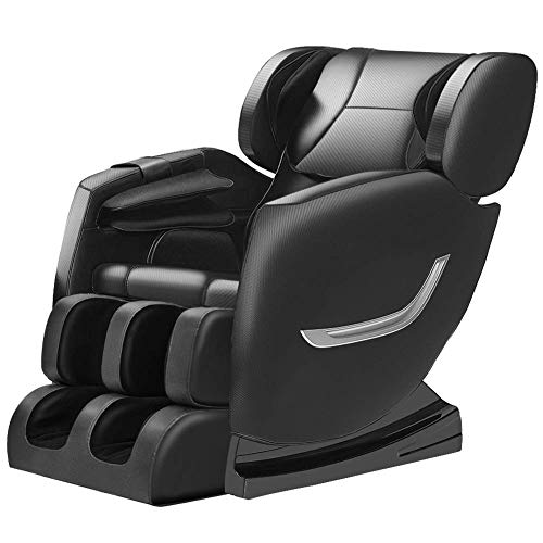 Zero Gravity Recliner,Shiatsu Full Body Electric Massage Chair built-in Bluetooth for...