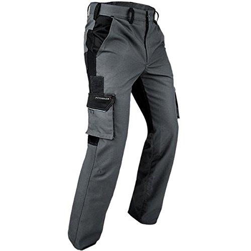 Pfanner StretchZone Hose Spirit 101947, Farbe:grau/schwarz, Größe:56