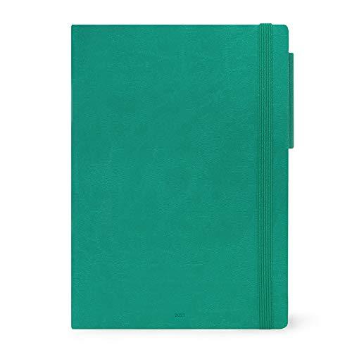 Legami - Agenda Settimanale & Giornaliera, Turquoise