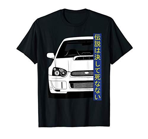 Rally Sport Fan JDM Motorsport Auto Tuning Geschenk T-Shirt