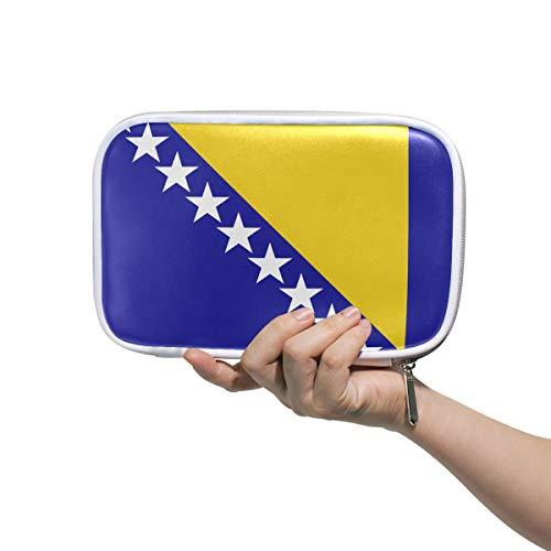Federmäppchen mit Motiv Flagge von Bosnien & Herzegowina