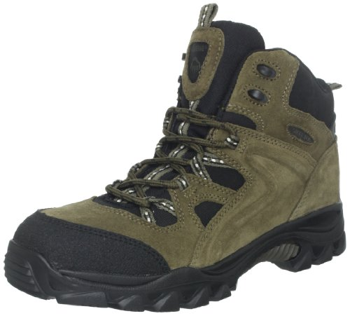 Wolverine Men's W04624 Brighton Steel-Toe Boot, Black,...