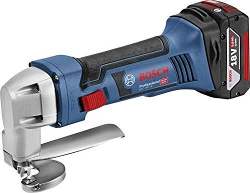 Bosch Professional 0601926201 Akku-Blechschere GSC 18V-16