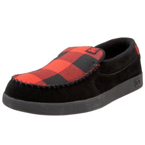 Zapatillas DC Villain TX Shoe para Hombre, Gris, Talla M, Color Negro, Talla 40 EU