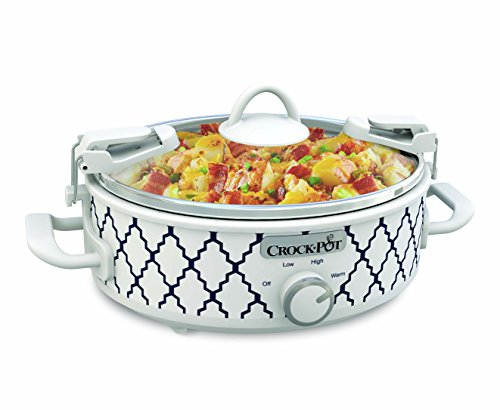 Mini Casserole Crock Slow Cooker