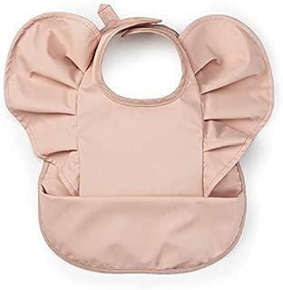 Elodie Details Babero para Bebés - Powder Pink, Rosa Polvo