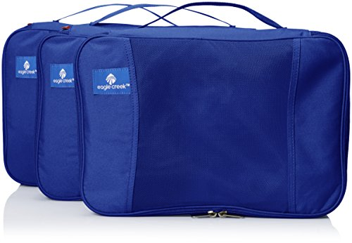 Eagle Creek Pack-It Full Cube Packing Set, Blue Sea, Set of 3