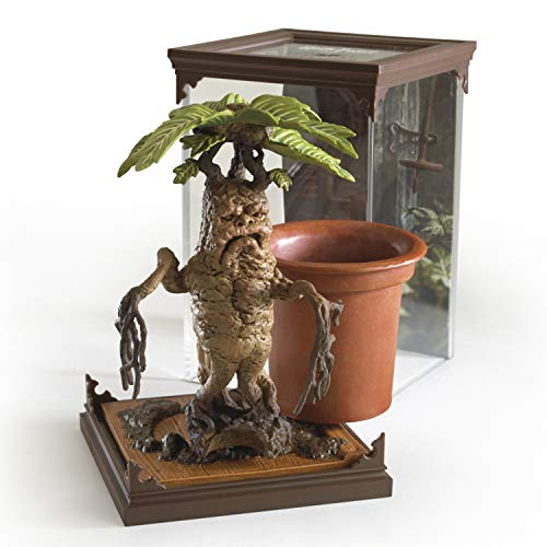 Noble Collection - Statue Harry Potter Magical Creatures - Mandrake 19cm - 0849421005399