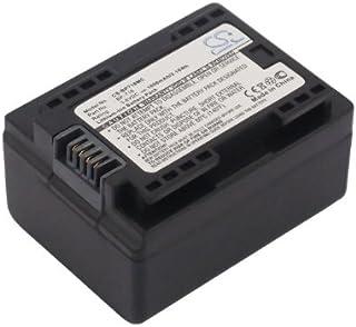 Battery for Canon VIXIA HF M52 Li-Ion 3.6V 1600mAh - BP-718
