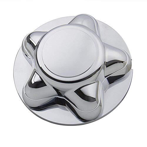 Bang4buck Car Center Hubcap Chrome 7' With 5-Lug Steel Wheel For Ford 1997-2004 F150 & Expedition