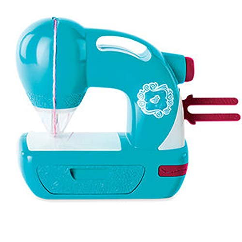 Hand-Held Cutter Cloth Sewing Machine DIY Tool Simple Operation Environmental Protection Material Mini Simple Toy Gift, Best Gift for Daughter Sister Girlfriend Friend