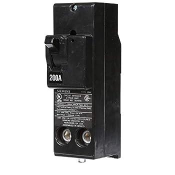 Siemens QN2200H 200A Double Pole 120/240-Volt 22K type QNH Circuit Breaker
