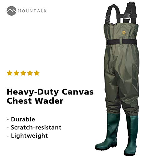 Mountalk Youth Fishing Chest Waders