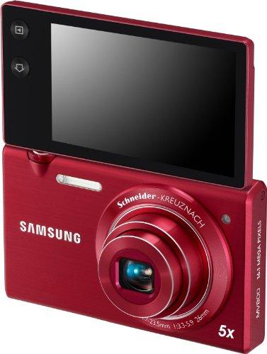 Samsung MV800Digitalkamera 16Mpix Display drehbar
