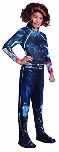Rubie's IT610443-M - Costume Vedova Nera Avengers 2 Classic, Taglia M
