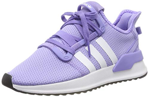 adidas Damen U_Path Run W Sneaker, Violett (Active Purple/Footwear White/Core Black 0), 38 2/3 EU