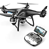Eanling HS100G Drone with 1080p FHD Camera 5G FPV Live Video and GPS Return Home Function RC...