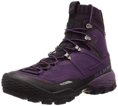 Mammut Ducan Knit High GTX Hiking Boots - Women's, Galaxy/Phantom, 6.5, 3030-03500-50186-1050
