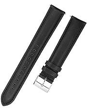 Guarda 18mm/20mm/22mm/24mm Italia cinghia di cuoio genuina Pin fibbia del cinturino da polso extra lungo Accessori della vigilanza del braccialetto