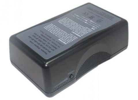 6900mAh Li-Ion Batterie de remplacement pour Sony DNV-7, DNV-7P, DCR-50(DVCAM VTR), DCR-50P(DVCAM VTR), BVW-D600, BVW-200, BVW-400, BVW-300(With BKW-L601 or BKW-L601/2 Battery Adaptor), BVW-300P(With BKW-L601 or BKW-L601/2 Battery Adaptor), BVW-400P(With BKW-L601 or BKW-L601/2 Battery Adaptor), BVW-400A, BVW-505, BVW-507, BVW-550, BVW-570, BVW-590