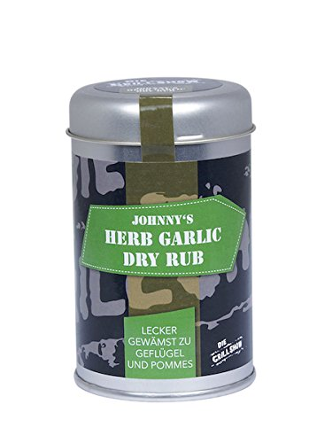 Die Grillshow - Johnny's Herb Garlic Dry Rub