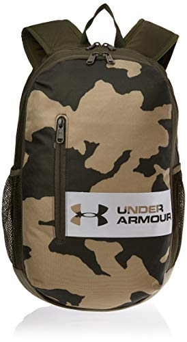 Under Armour Roland Mochila, Unisex Adulto, Verde, Talla Única