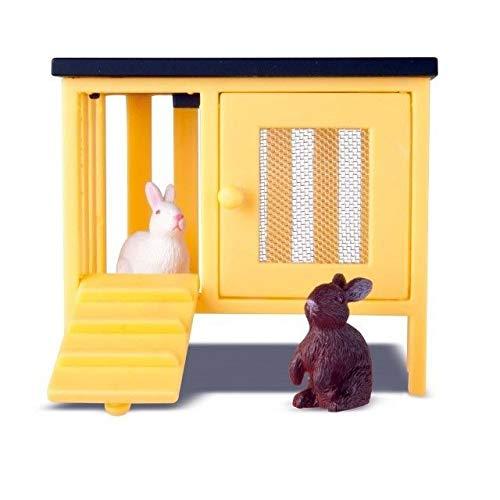 60.8056.00 Kaninchen Stall