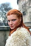 Zole Xap Anastasia Ivanova   14inch x 21inch   Silk