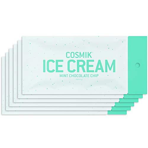freeze dried ice cream mint - 3