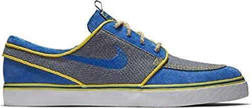 Nike Zoom Stefan Janoski Doernbecher Men's Skate Shoes Battle Blue (8)
