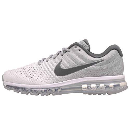 Nike Mens Air Max 2017 Running Shoes (9.5)