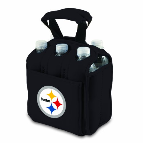 NFL Pittsburgh Steelers Six Pack Cooler Tote