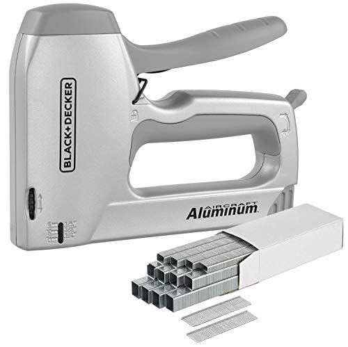 beyond by BLACK+DECKER BDHT70004 Heavy-Duty Stapler with Wire Guide/ Brad Nailer Kit