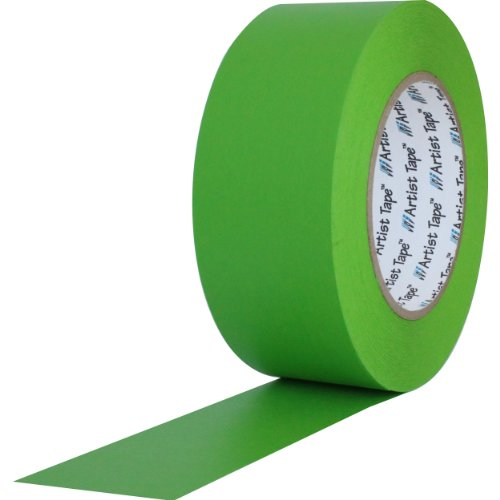 Pro Tapes Pro-Artist Artist/Console Tape: 3/4 in. x 60 yds. (Grün)
