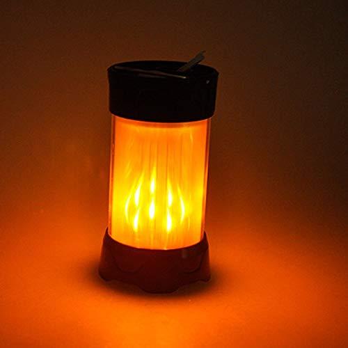 RongDuosi Tentlicht, waterdicht, buitenverlichting, breukvast, voor kamperen, noodgevallen, simulatie led-vlam, voor camping buitenshuis, product voor buiten