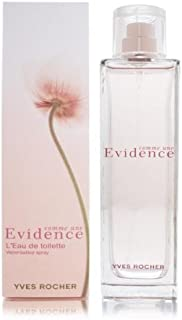 Comme Une Evidence by Yves Rocher for Women 2.5 oz L'Eau de Toilette Spray