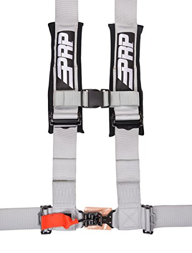 PRP Seats 4.3 Harness, Silver