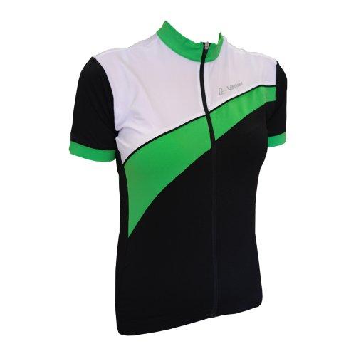 LÖFFLER Maillot de Cyclisme pour Femme modèle 2013 42 Noir - 934